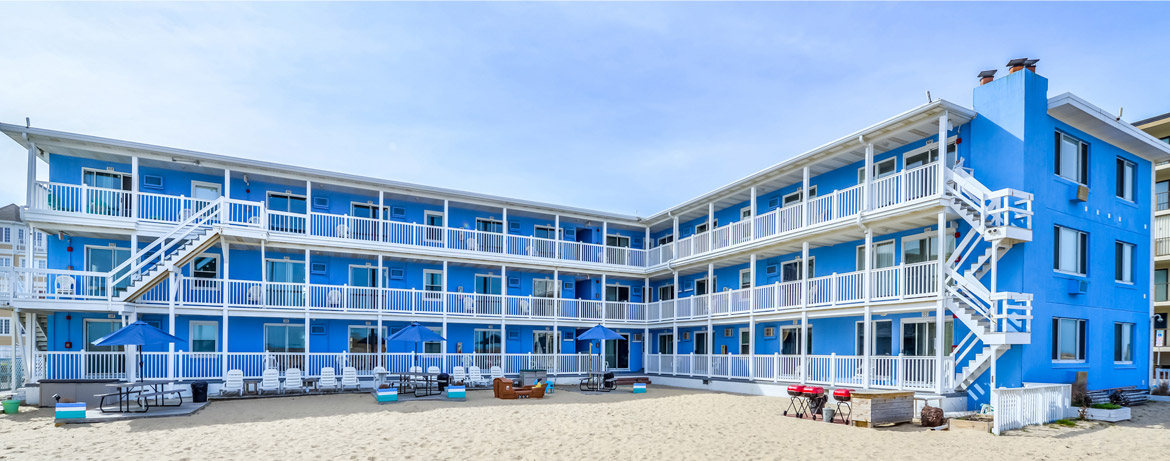 Seaside Pet Friendly Hotels